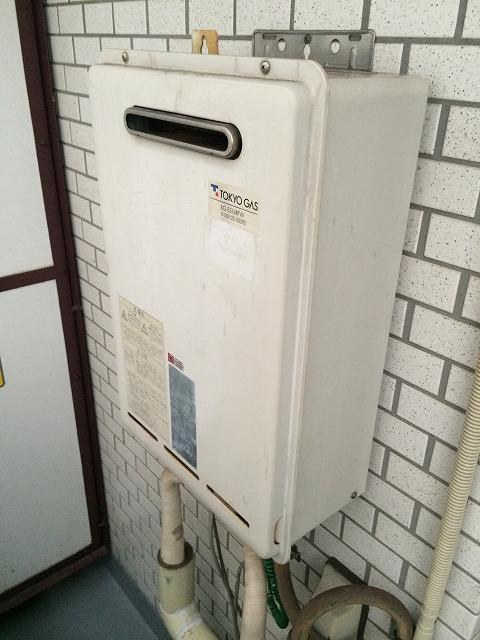 給湯器・電気温水器・電音